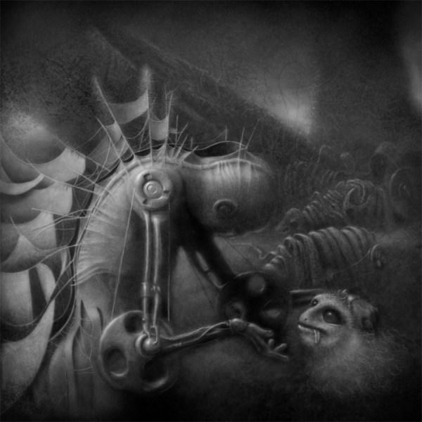 Dark Surreal Art