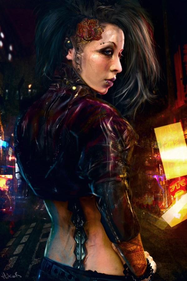 Hidrico Cosplay Digital Artist