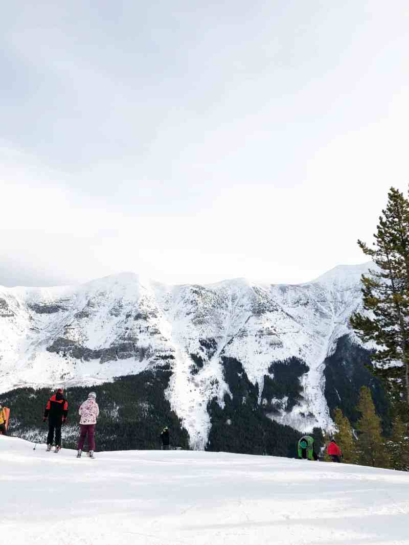 7 Reasons To Ski at Castle Mountain Resort