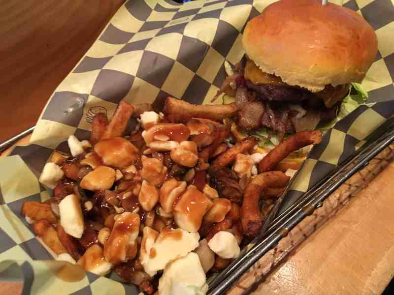 Eat with Kids: Eddie Burger + Bar in Banff