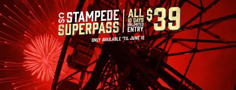 Stampede Superpass 2017