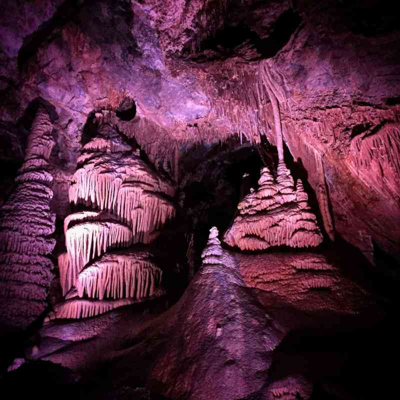 Camp and Explore: Lewis & Clark Caverns