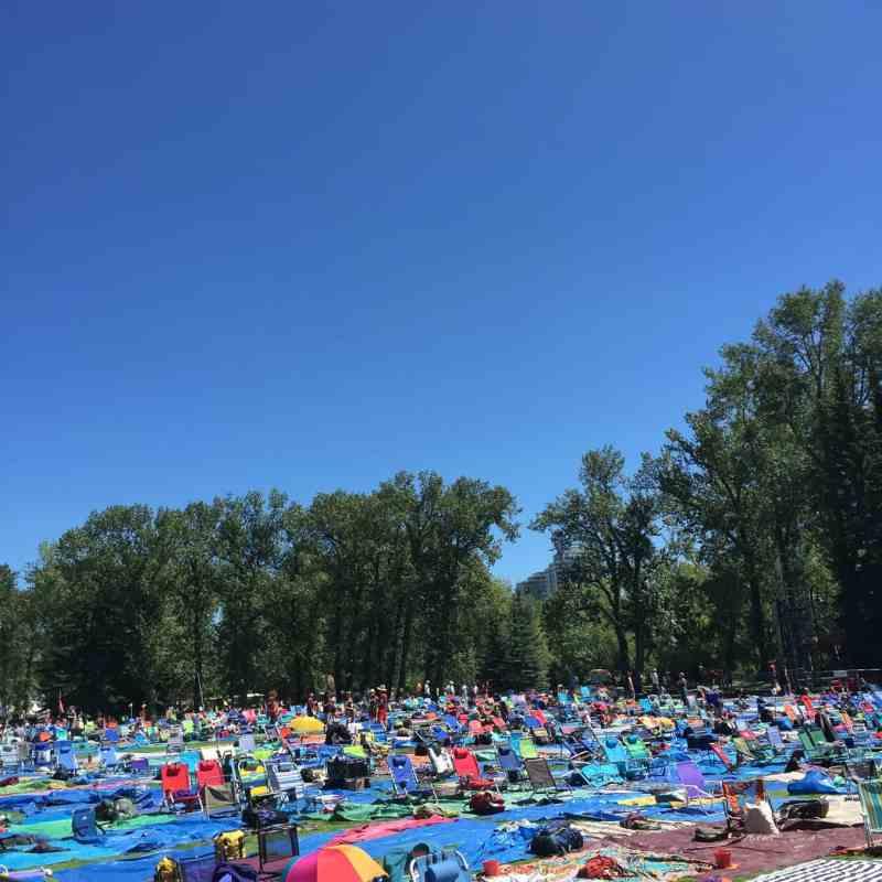7 Reasons To Take Your Family to Calgary Folk Fest