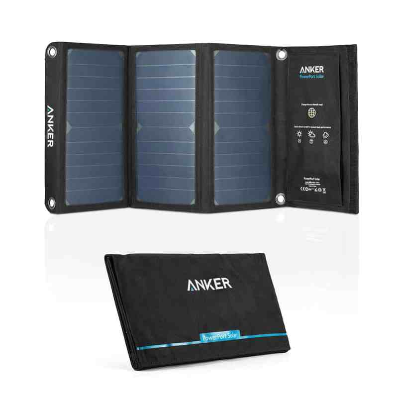 Anker Power Port Solar 2 Ports