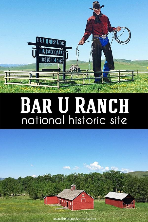 Visit the Bar U Ranch National Historic Site, Alberta