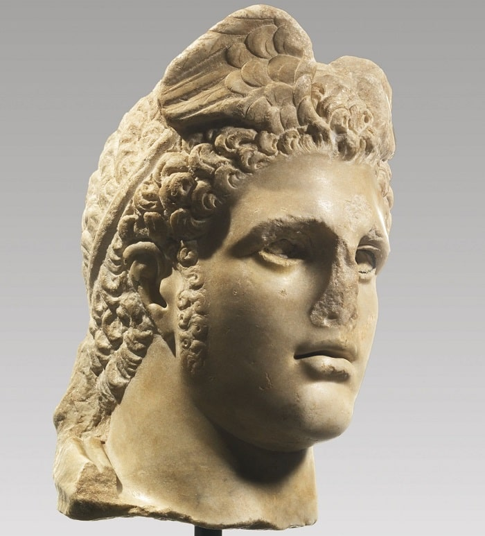 Head of Hermes