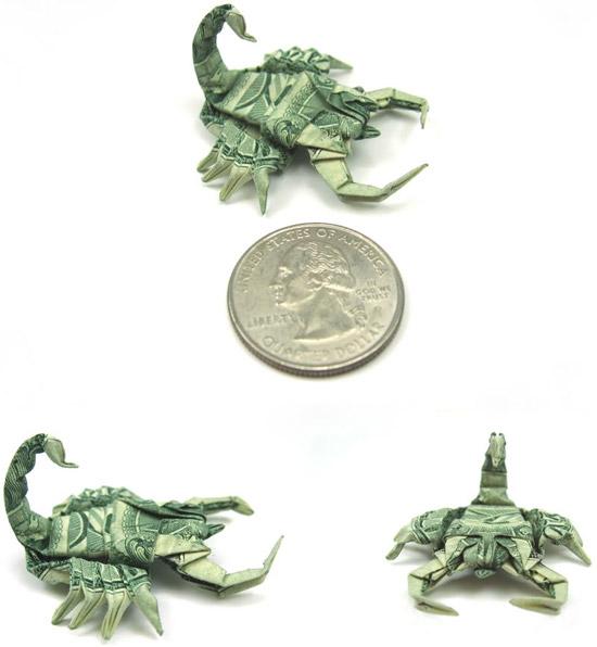 scorpioorigami