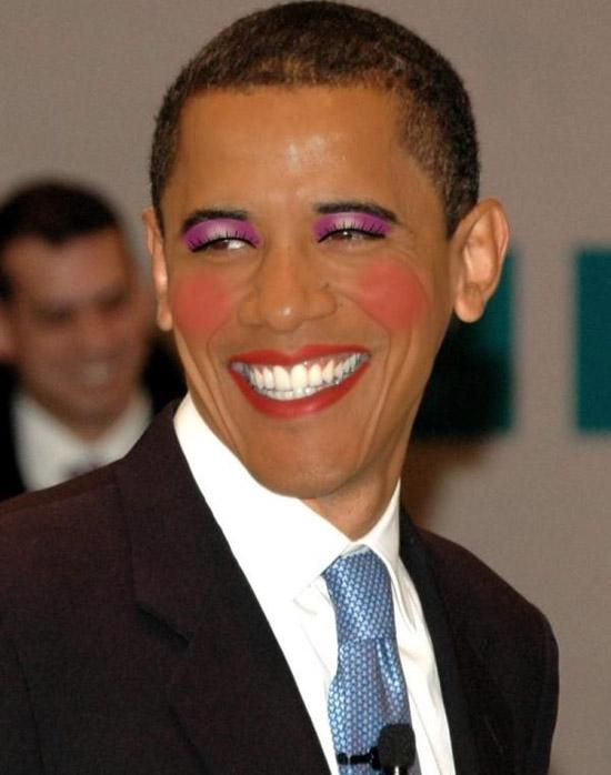 obamamakeup