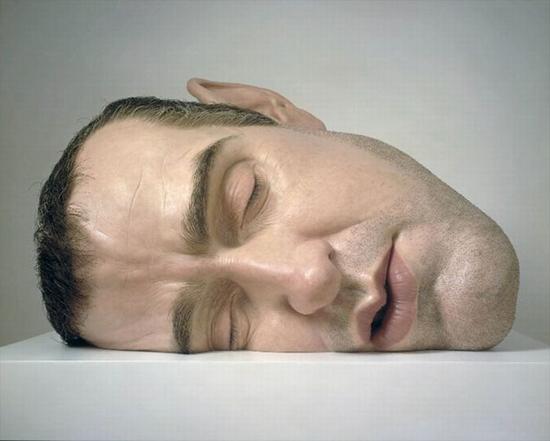 man-face-sculpture