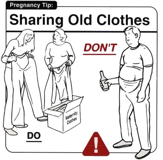 sharing-clothes