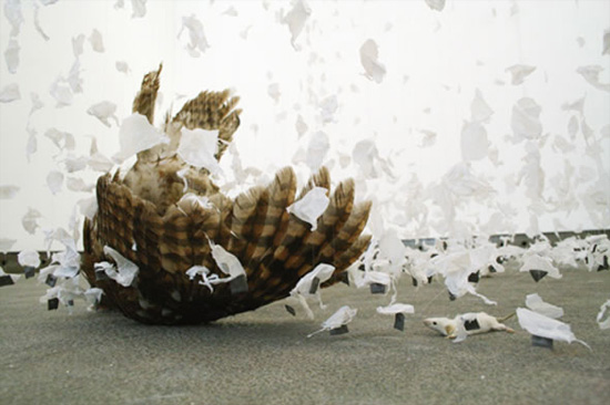 Amazing sculptures that look like they are in motion (1)