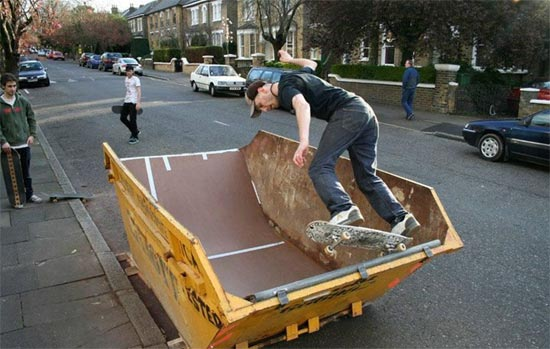 dumpster-skater