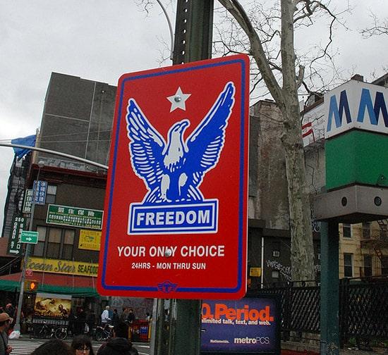 freedom-choice