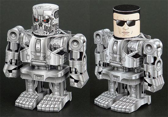 terminator-papercraft