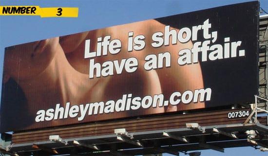 affair billboard