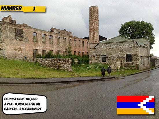 Nagorno-Karabakh Republic