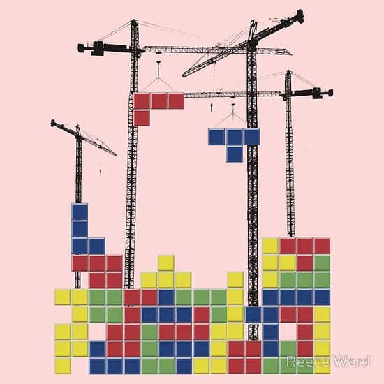tetris-building