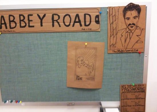 cardboard-board
