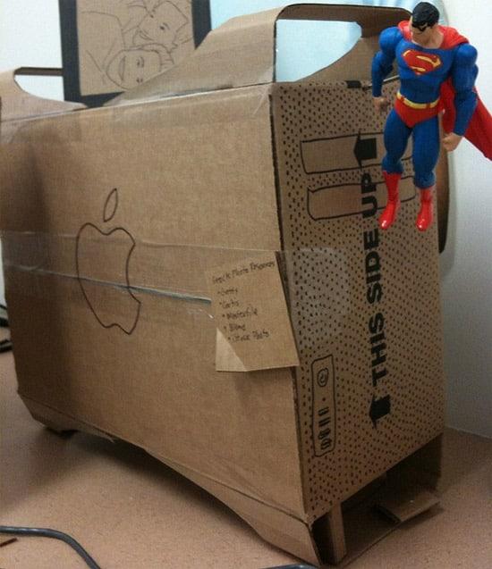 cardboard-compiuter
