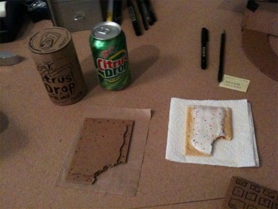 cardboard-food