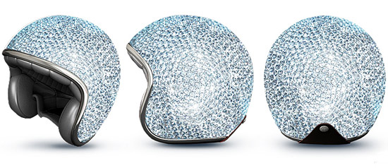 disco-helmet