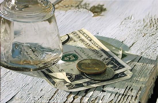 money-paint