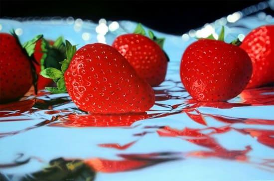 strawberie-paint