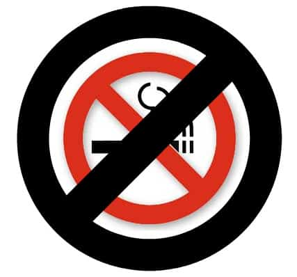 No Not Smoking