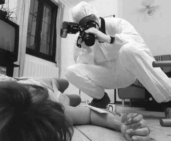 Forensic science crimes