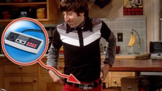 Howard's Belt Buckle
