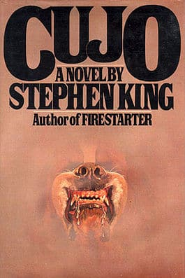 Stephen King Books and Movies and Cujo
