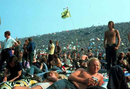 The Biggest Concerts in the World and Isle of Wight Festival