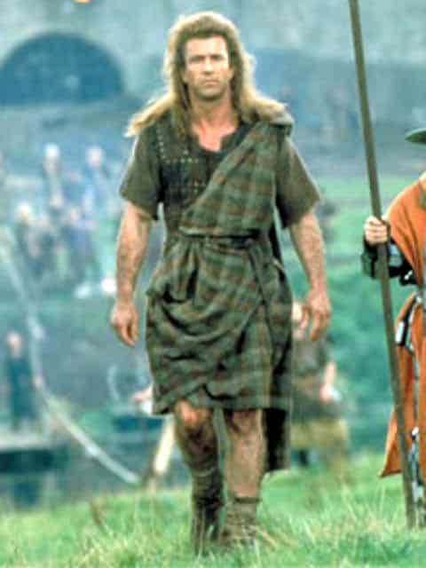 Braveheart and Movies with Anachronisms