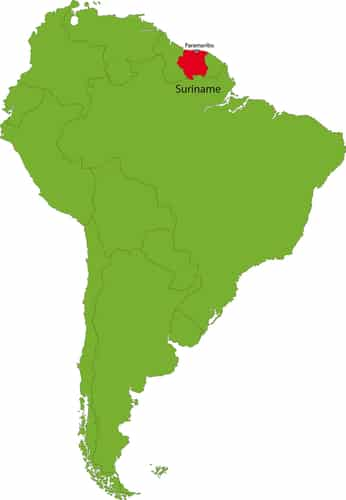 Countries You Have Never Heard Of and Suriname
