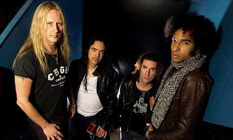 The Voices of The Seattle Sounds And Alice In Chains