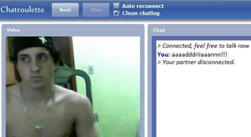 Rocky Chat Roulette