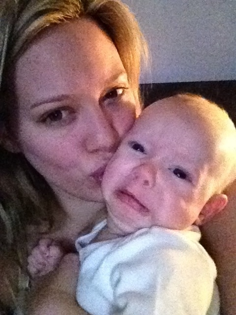Selfies Gone Wrong and Scared Baby