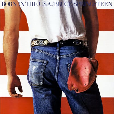 Best Album Covers and Bruce Springsteen