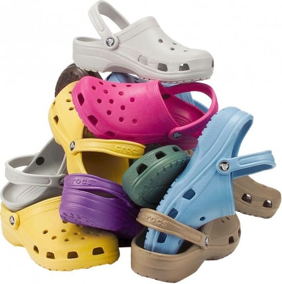 Worst Inventions and Crocs