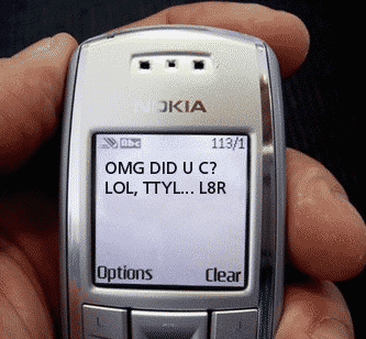 Worst Inventions and Text Messages