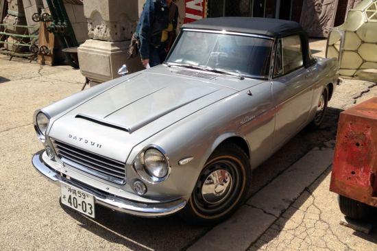 Worst Car Names and Datsun Fairlady