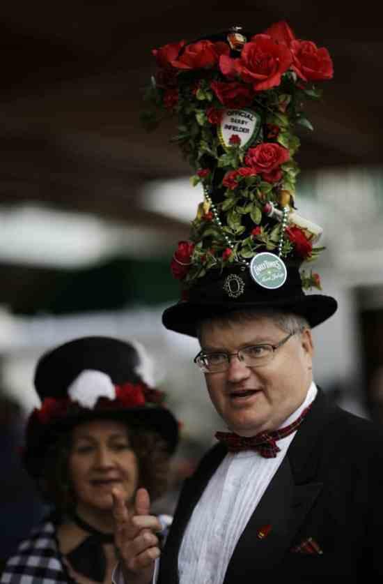 The Wacky Man Hat