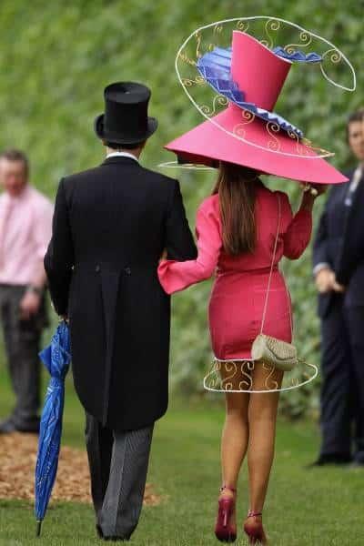 The Wacky Pergola Hat