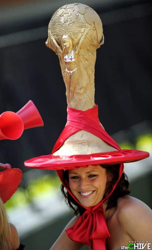The Wacky World Cup Hat