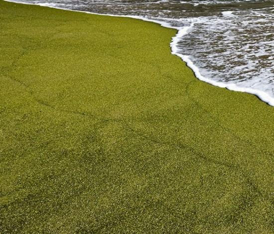 Papakolea Green Beach and Unusual Beaches