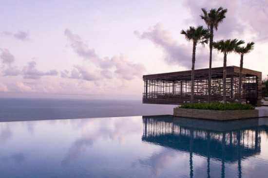 Exciting Swimming Pools and The Luxury Hotel Pool, Bali