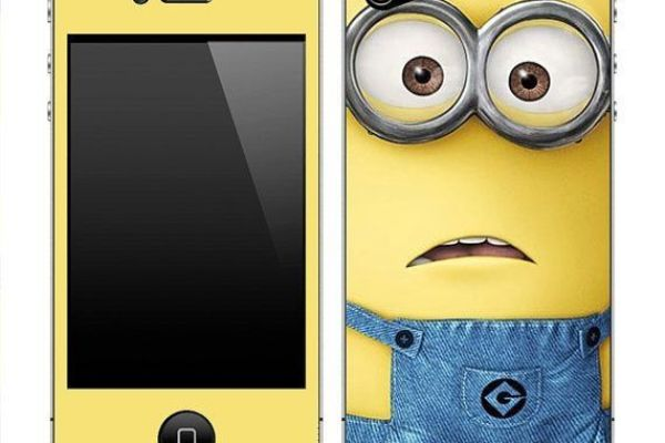 minion phone case