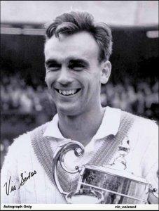 Grand Slam Champion Vic Seixas