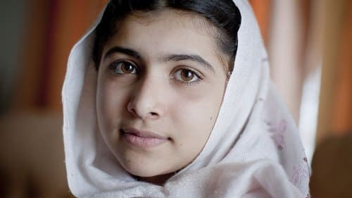 Malala Yousafzai children who changed the world