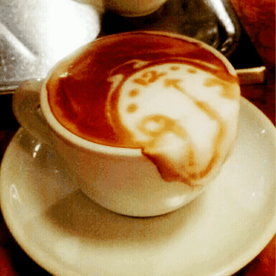 Best Latte Art